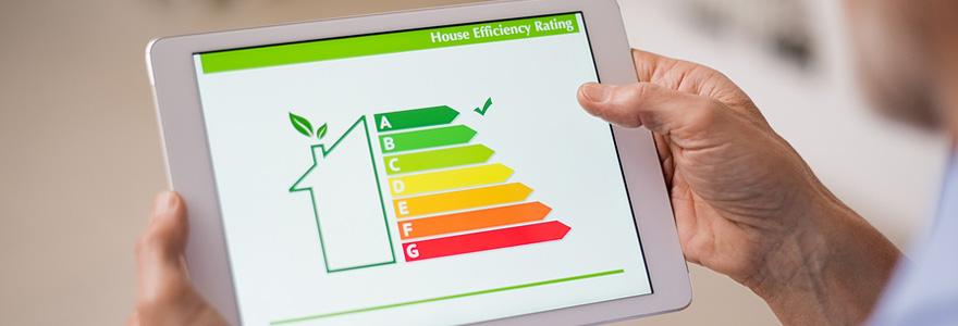économies d'énergie maison