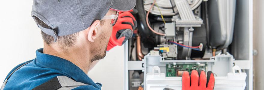 Installation et réparation de chauffage